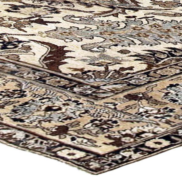 Antique Tabriz Teppich BB3398