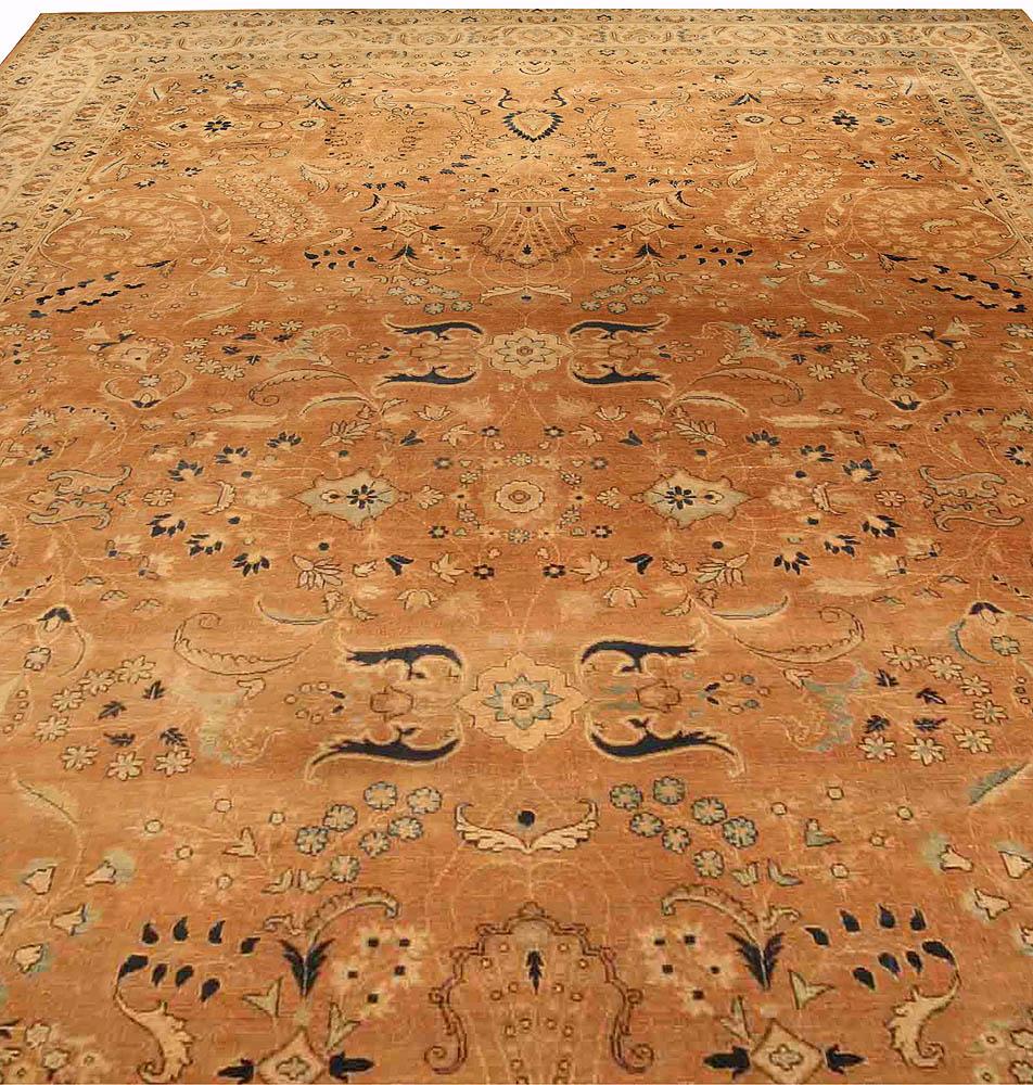Antique Persian Meshad Rug BB4501