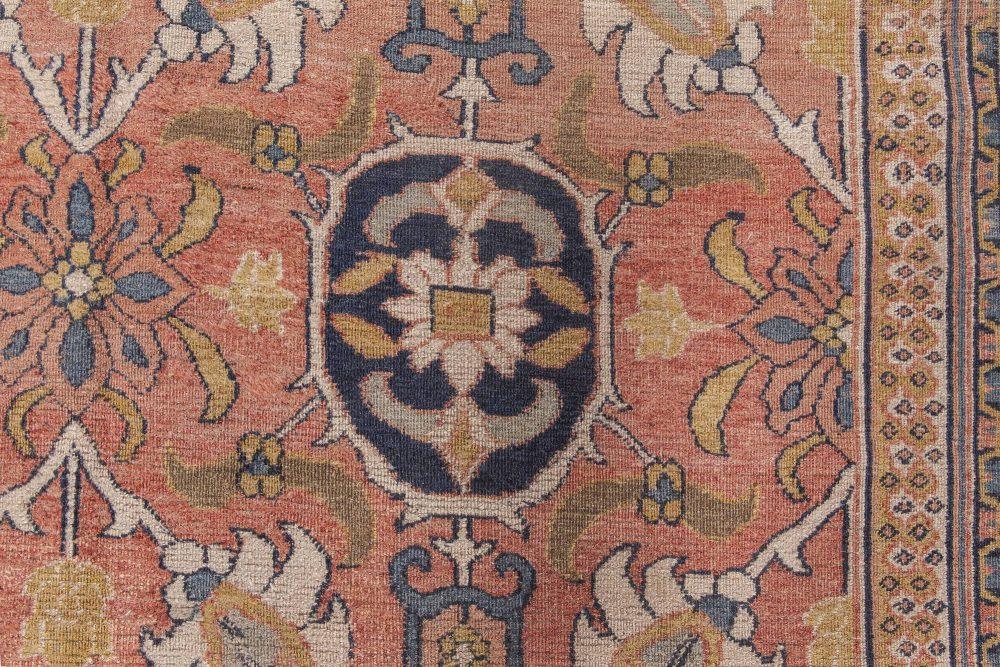 Vintage Persian Meshad Rug BB3821