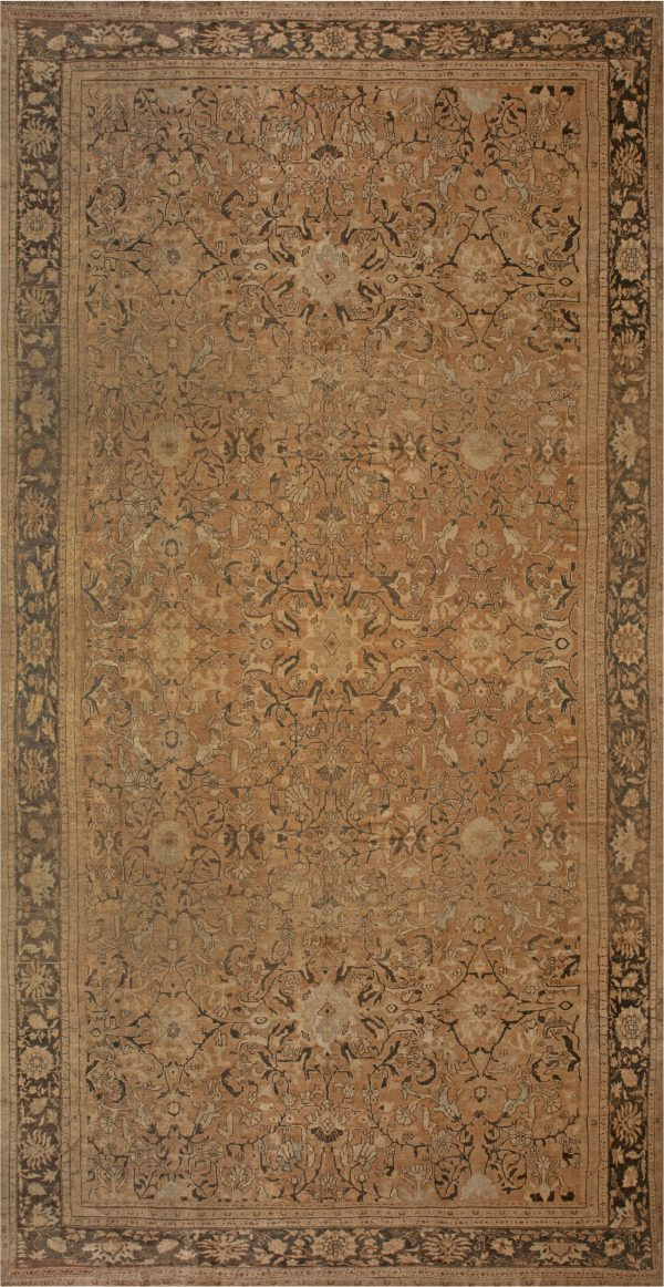 Antique Persian Sultanabad Teppich BB2973