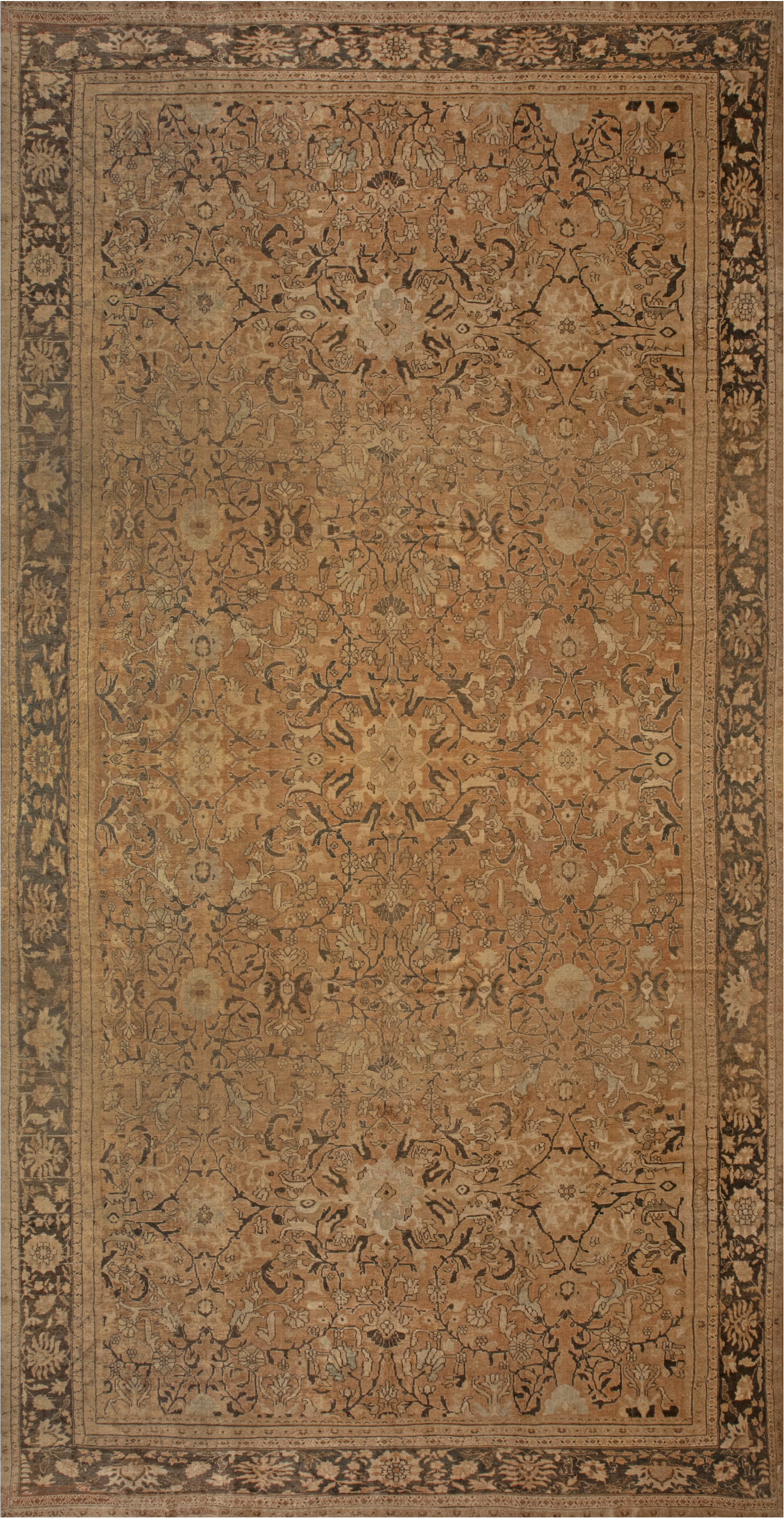 Antique Persian Sultanabad Carpet BB2973