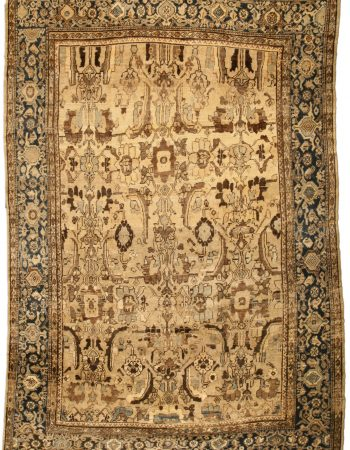 Antique Persian Sultanabad Carpet BB3607