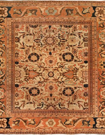 Antique Persian Sultanabad Carpet BB4294