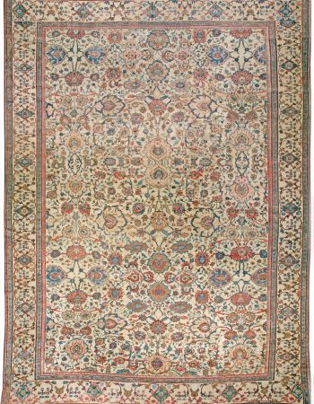 Antique Persian Sultanabad Rug BB4605