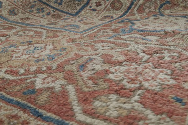 Antique Persian Sultanabad Rug BB4496