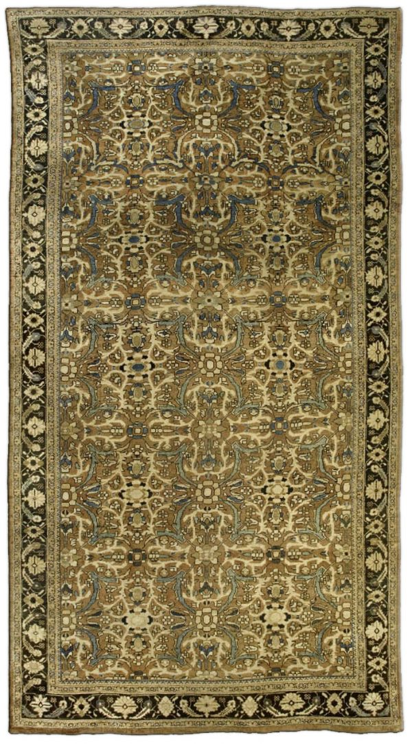 Antique Persian Sultanabad Teppich BB0522