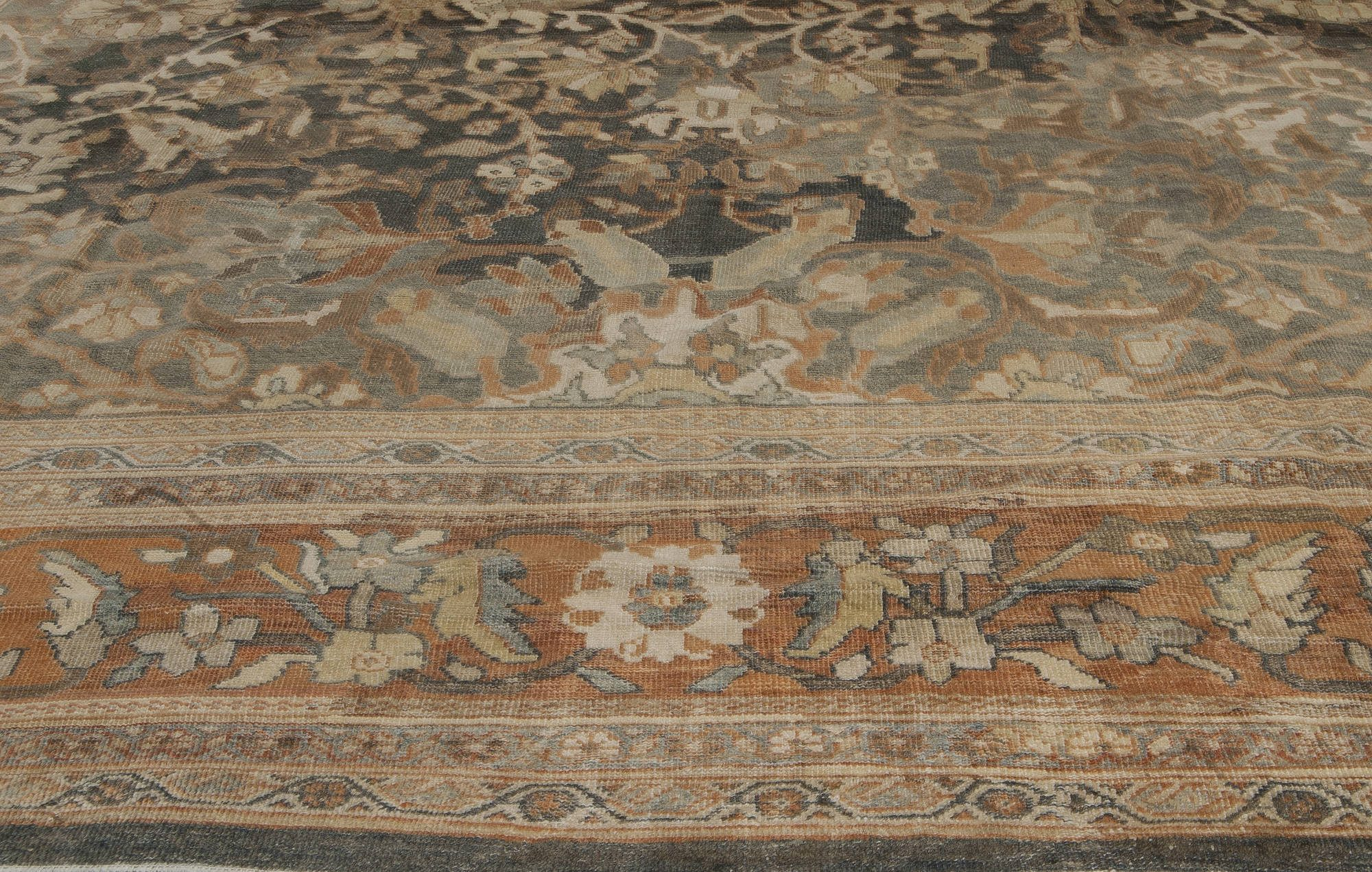 Antique Persian Sultanabad Rug BB3899