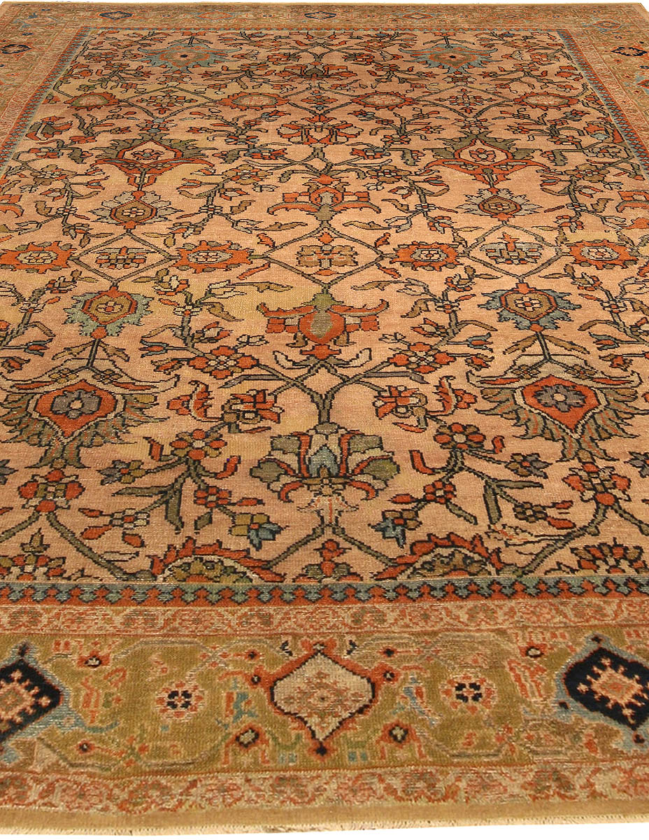 Antique Persian Sultanabad Rug BB4322