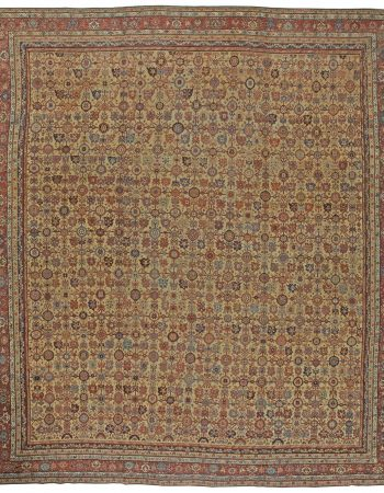 Antique Persian Sultanabad Carpet BB1202