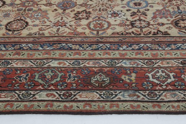 Antique Persian Sultanabad Teppich BB1202