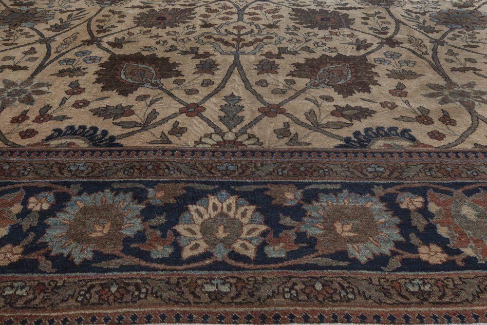 Antique Persian Tabriz Rug BB4669