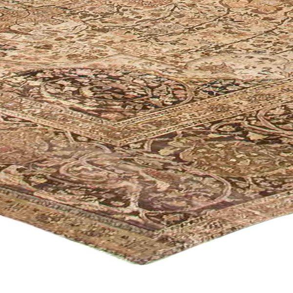 Oversized Antique Persian Tabriz Carpet BB0917