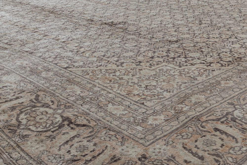 Antique Persian Tabriz Carpet BB2089