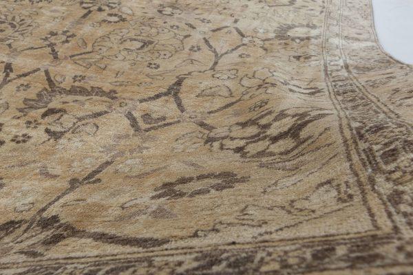 Antique Persian Tabriz Carpet BB3851