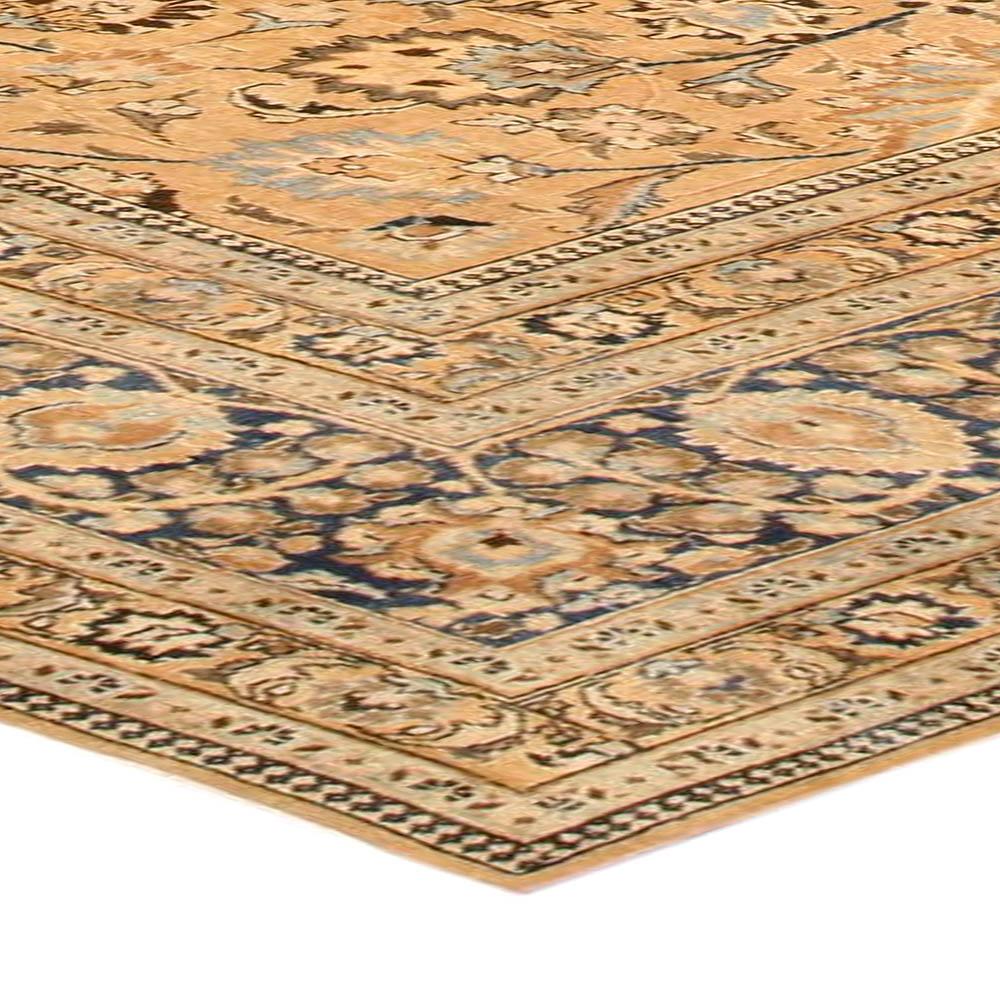 Antique Persian Tabriz Carpet BB4139