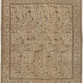 Antique Persian Tabriz Rug BB3752