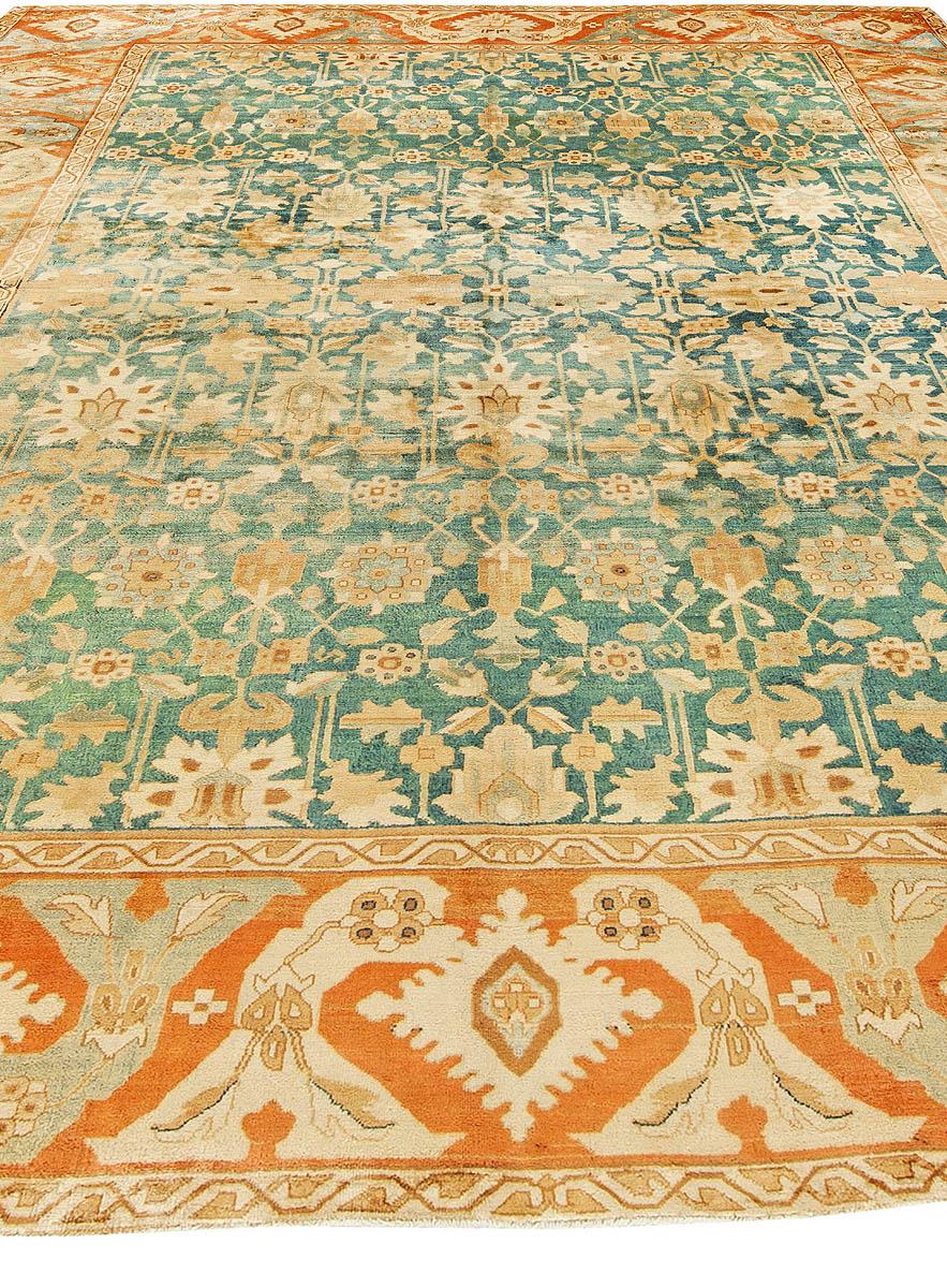 Antique Persian Tabriz Rug BB2012