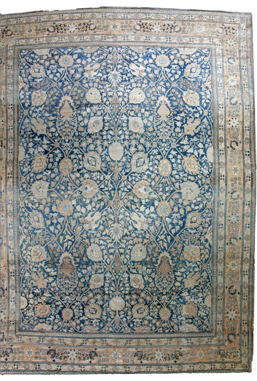 Persian Tabriz Rug BB2643