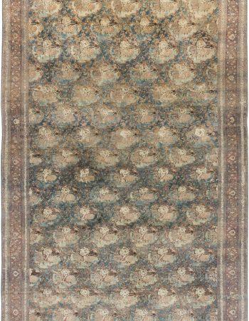 Tapiz Persa de Tabriz Vintage BB3950