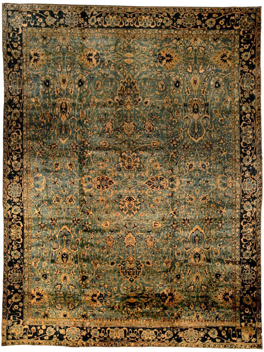 Persian Tabriz Carpet BB0701