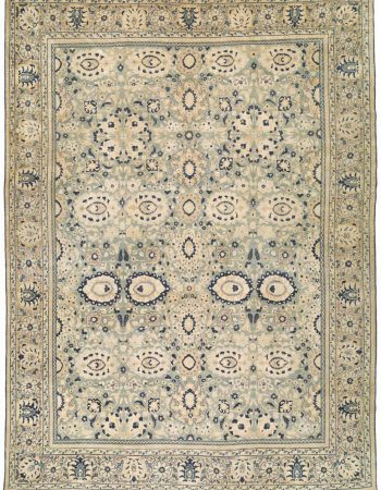 Antique Persian Tabriz Rug BB2949