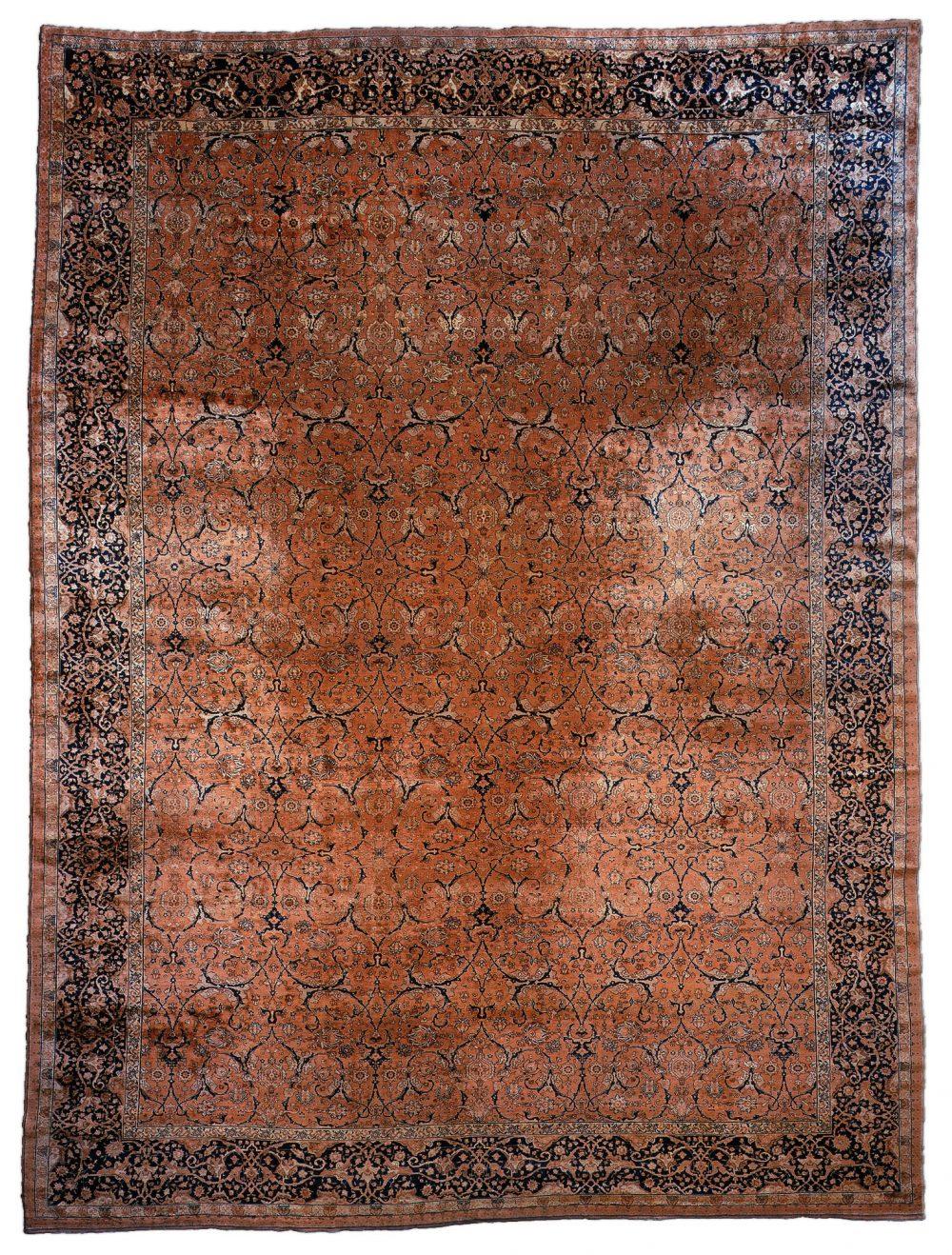 Persian Tabriz Carpet BB1834