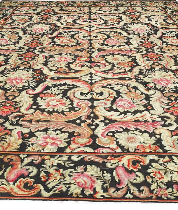 Vintage Russian Bessarabian Carpet BB2638