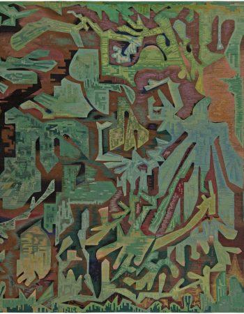 Antique Eastern European Flat weave Carpet BB2927