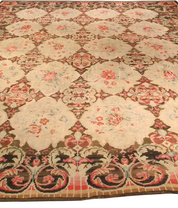 Antique Bessarabian Carpet BB0139