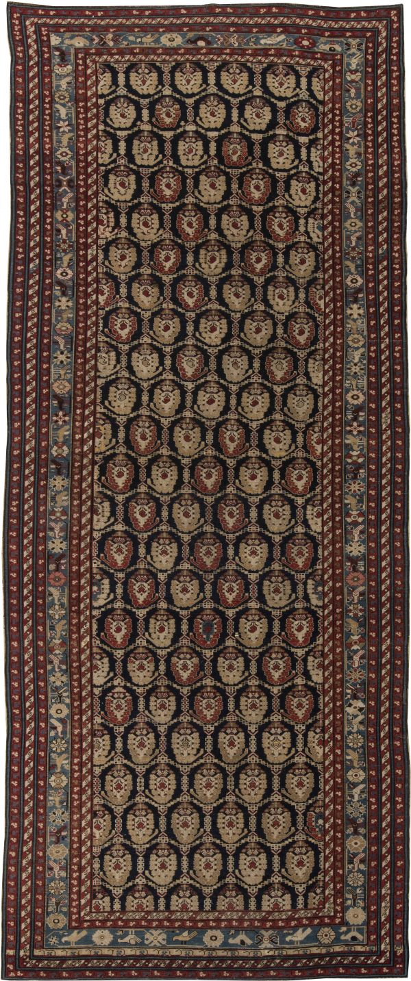 Antique Caucasian Rug BB3518