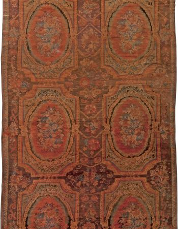Antique Caucasian Karabagh Carpet BB5658