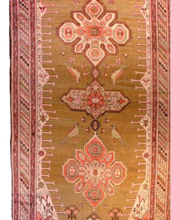 Antique Russian Karabagh Carpet BB2866