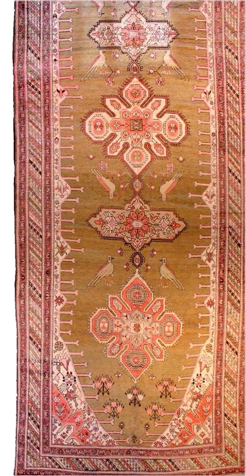 Antique Russian Karabagh Carpet BB2866