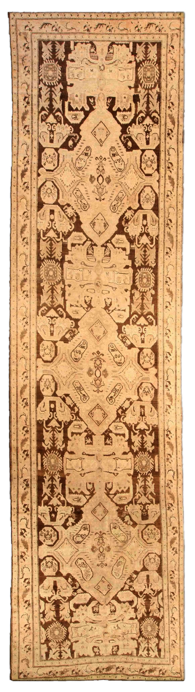Antique Karabagh Carpet BB4051