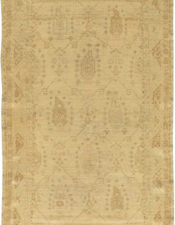 Antique Turkish Borlou Rug BB3381