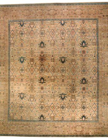Vintage türkische Hereke Teppich BB4569