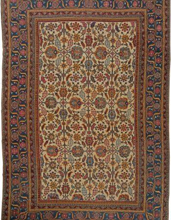 Antique Indian Rug BB5669