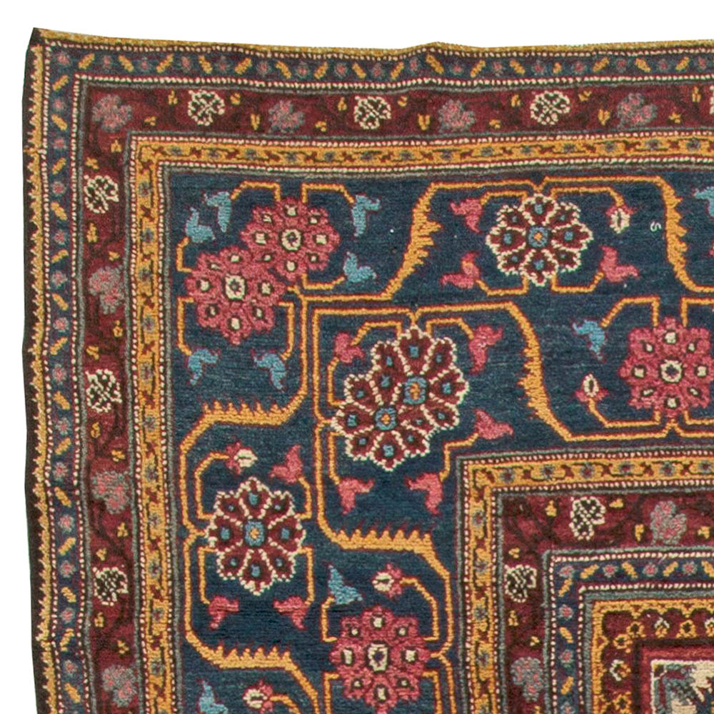 Antique Indian Rugs: Antique Indian Rug BB5669 By Doris Leslie Blau