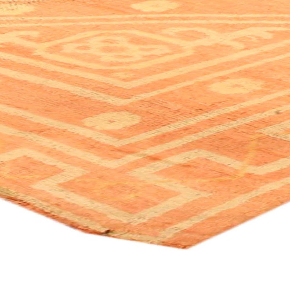 Antique Turkish Oushak Rug (size adjusted) BB0552
