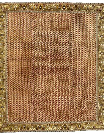 Antique Turkish Oushak Carpet BB3331