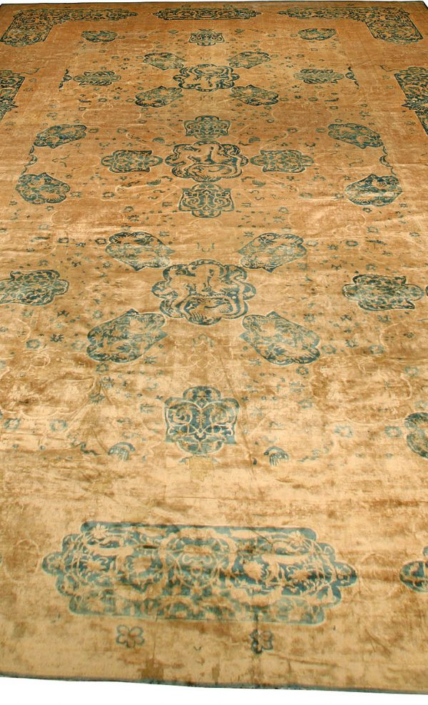 Antique Indian Carpet BB4560