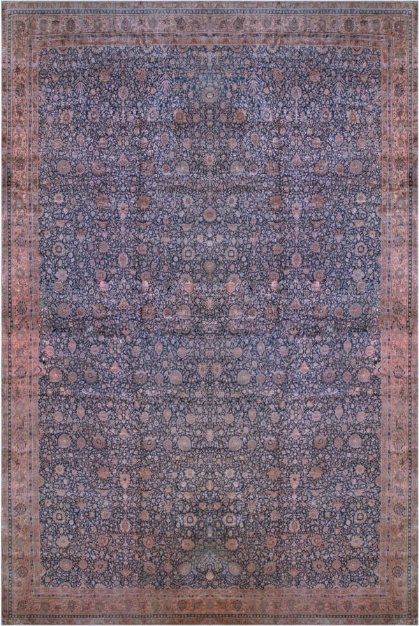 Vintage Turkish Sivas Rug BB1797