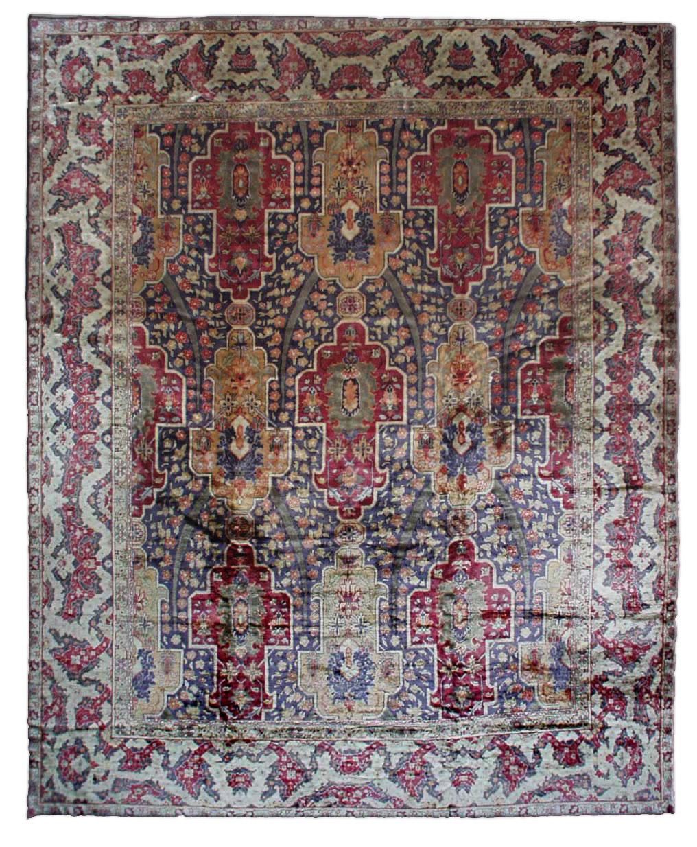Antique Turkish Rug BB1122