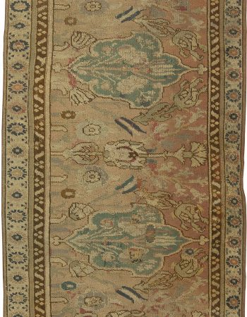 Antique Hamadan runner BB4599