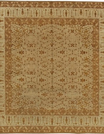 Antiguidade indiana Agra Rug BB5940