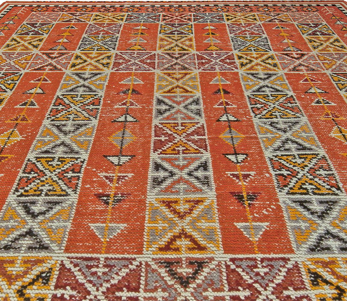 Vintage Moroccan Rug BB5507 By Doris Leslie Blau
