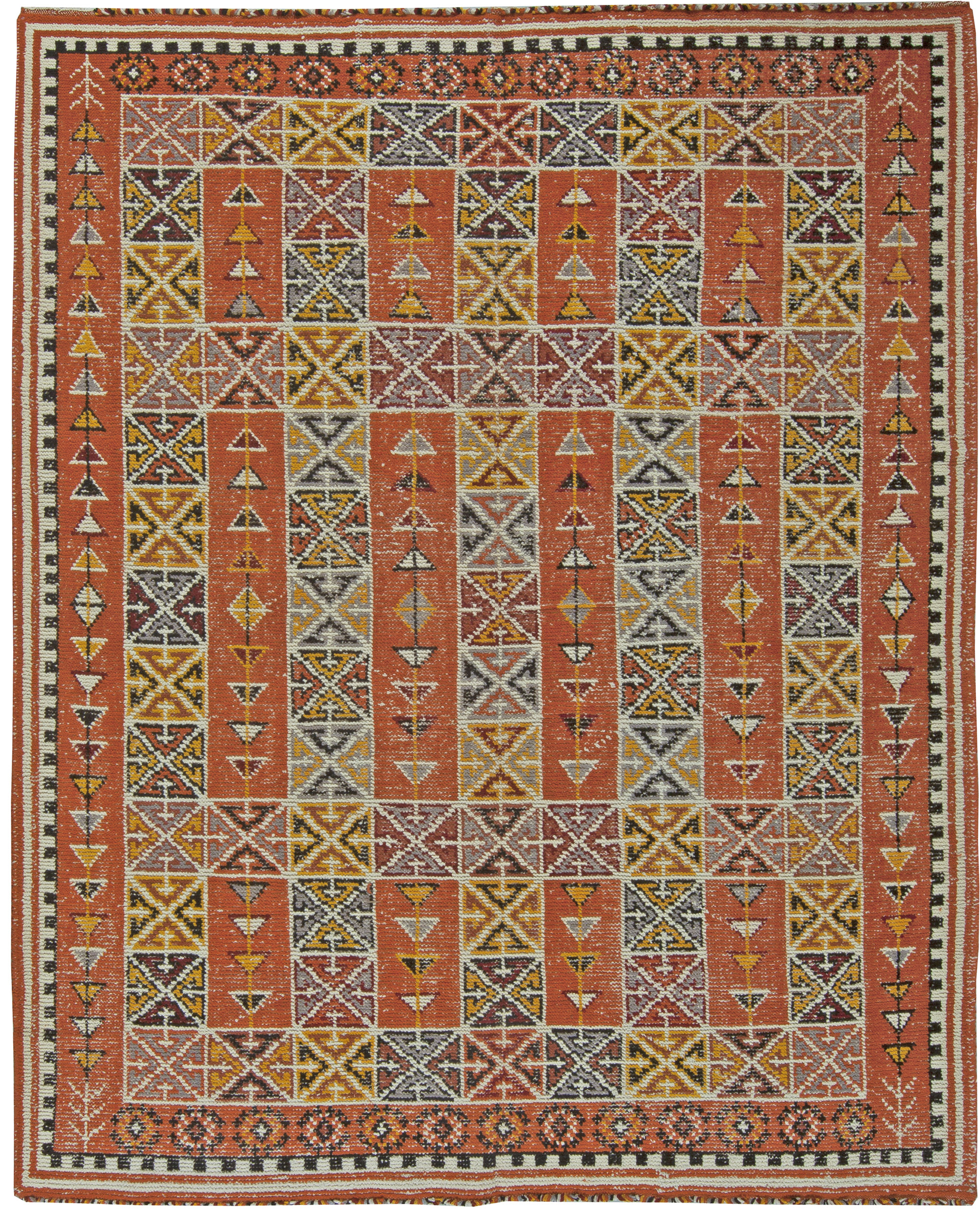 Vintage Moroccan Rug Bb5507 By Dlb