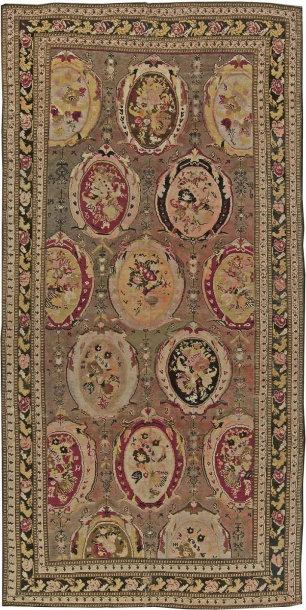Karabagh Antique Carpet BB6028