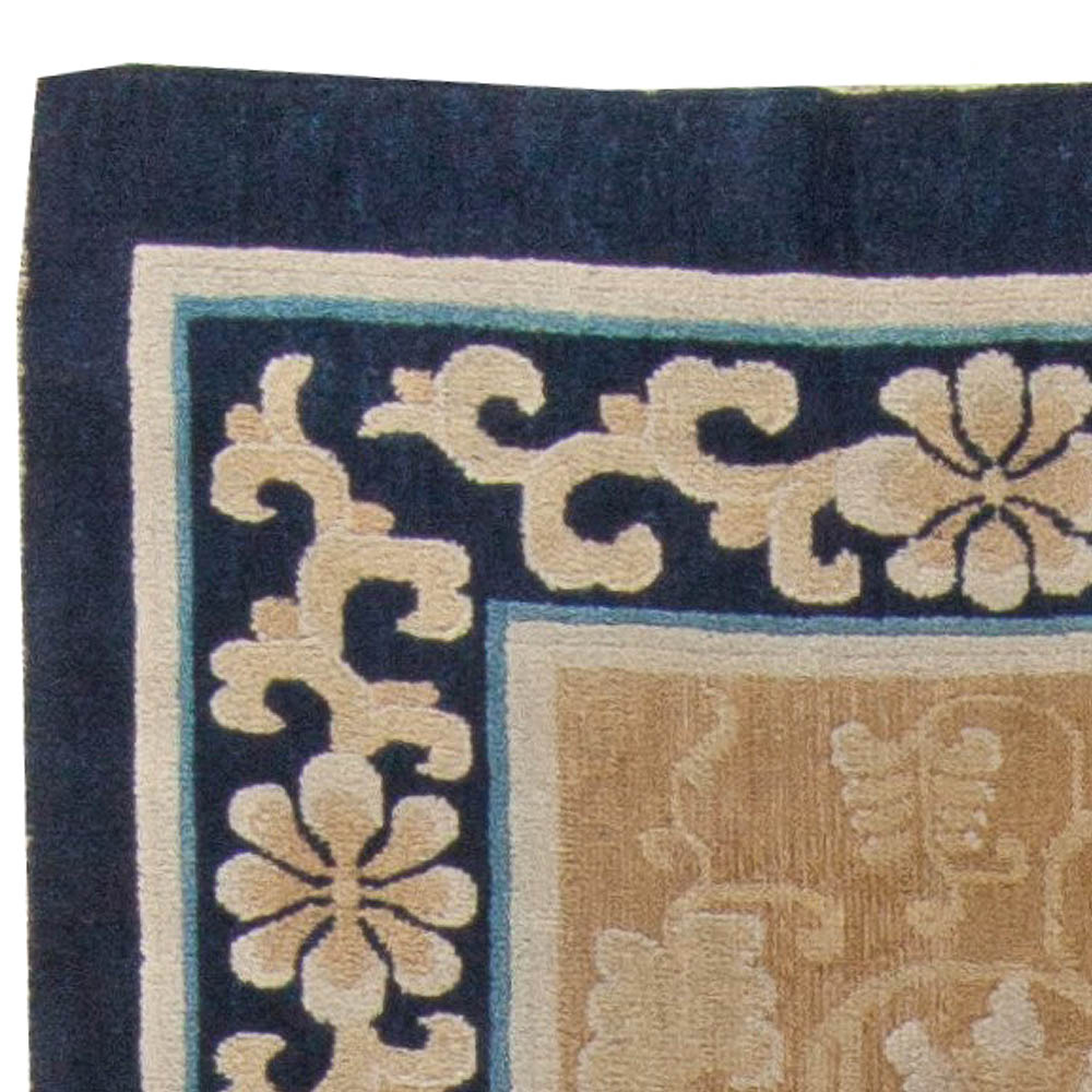 Antique Chinese Rug: Vintage Chinese Rug BB5744 By Doris Leslie Blau