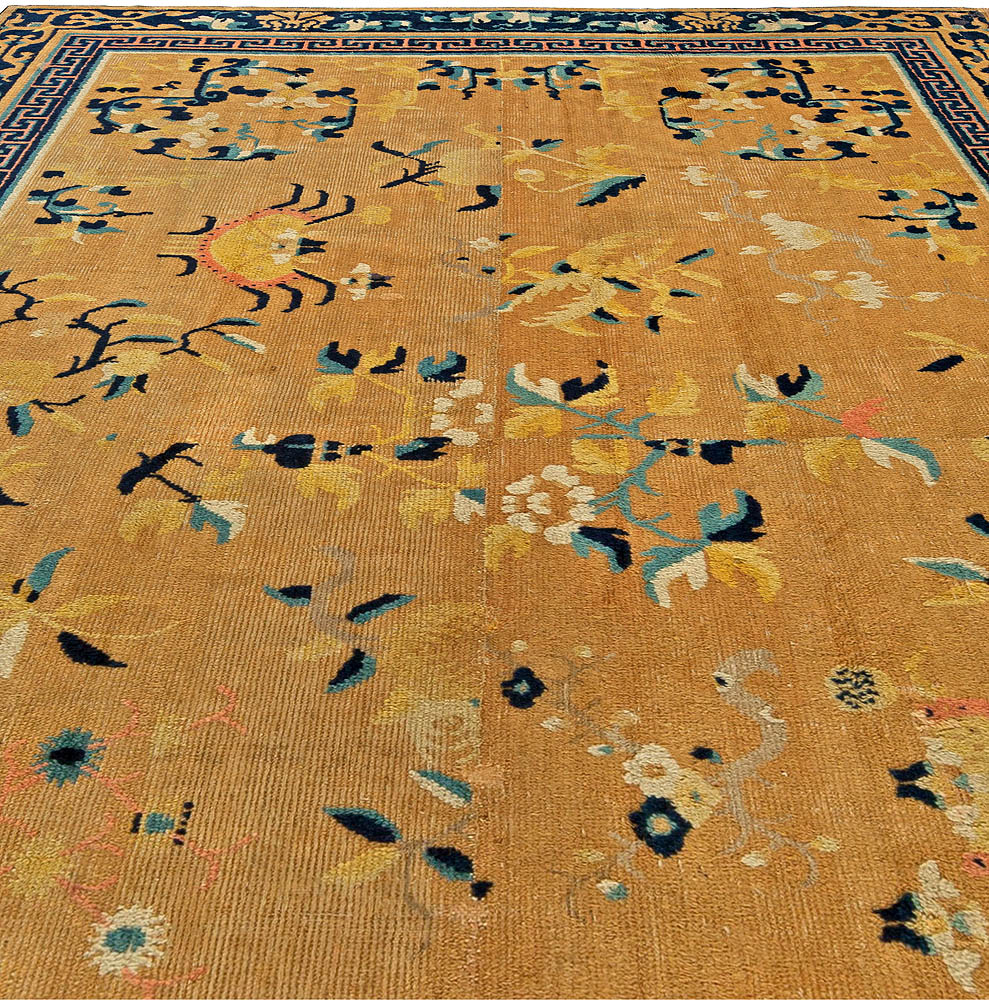 Chinese Fragment Rug (Size Adjusted) BB6050